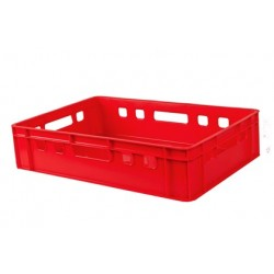 Crates for foodstuffs 60x40x12,5